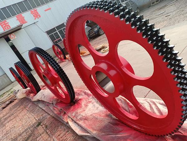 大型工业轮